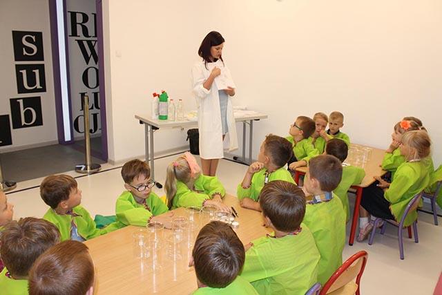 Laboratorium Małego Chemika